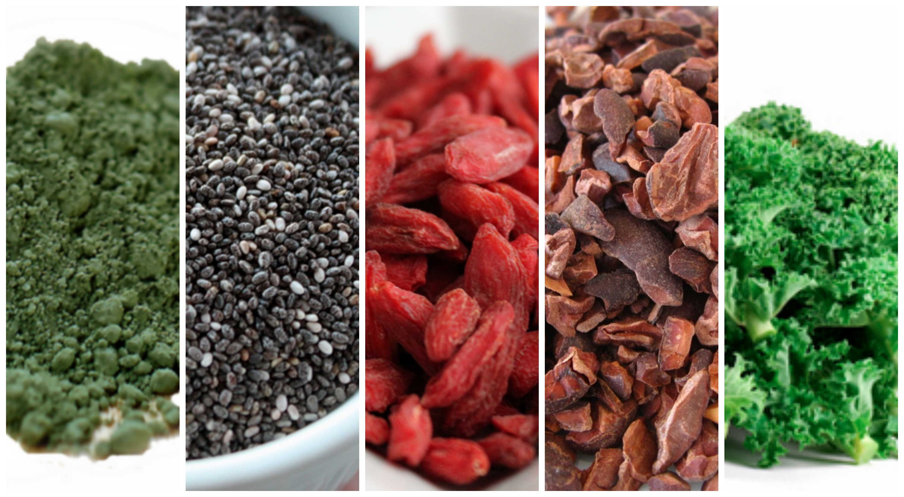 SUPERFOODS: WHAT MAKES THEM SO SUPER?